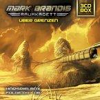 Raumkadett - Über Grenzen, 3 Audio-CDs