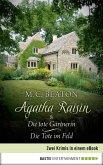 Agatha Raisin & Die tote Gärtnerin / Die Tote im Feld (eBook, ePUB)