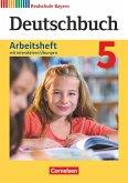 Deutschbuch - Realschule Bayern 5. Jahrgangsstufe - Arbeitsheft mit interaktiven Übungen auf scook.de