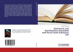Detriments and Ramifications Associated with Rural Youth Substance Use - Chatikobo, Nyasha