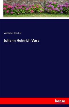 Johann Heinrich Voss - Herbst, Wilhelm