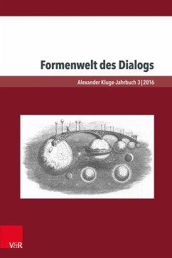 Formenwelt des Dialogs (eBook, PDF)