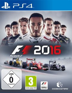 F1 2016 (Formula 1 / Formel 1)
