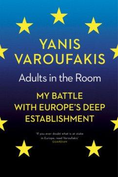 Adults In The Room - Varoufakis, Yanis