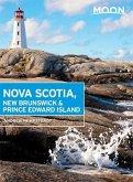 Moon Nova Scotia, New Brunswick & Prince Edward Island, Fifth Edition