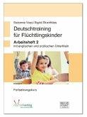 Deutschtraining für Flüchtlingskinder 2