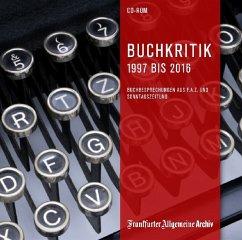 Buchkritik 1997 bis 2016, 1 CD-ROM