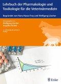 Lehrbuch der Pharmakologie und Toxikologie für die Veterinärmedizin (eBook, ePUB)