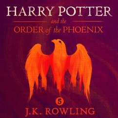 Harry Potter and the Order of the Phoenix (MP3-Download) - Rowling, J.K.