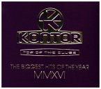 Kontor Top Of The Clubs: The Biggest Hits Of The Year MMXVI, 3 Audio-CDs