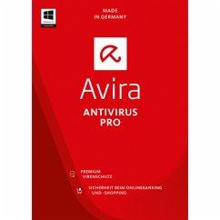 Avira Antivirus Pro 2017 - 3 Geräte / 36 Monate...
