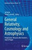 General Relativity, Cosmology and Astrophysics