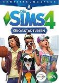 Die Sims 4: Großstadtleben Erweiterungspack (PC+Mac)