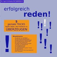 erfolgreich reden! (eBook, ePUB) - Schlieske, Ingrid