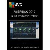 AVG AntiVirus 2017 1 User / 12 Monate (Download für Windows)