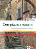 Con piacere nuovo A1. Kurs- und Übungsbuch + 2 CDs