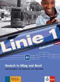 Lehrerhandbuch A1 mit Audio-CDs und Video-DVD / Linie 1, Ausgabe Österreich