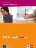 DaF kompakt neu A2. Intensivtrainer Wortschatz und Grammatik