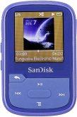 SanDisk Clip Sport Plus 16GB Blue SDMX28-016G-G46B