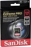 SanDisk Extreme PRO SDXC 128GB 300MB UHS-II SDSDXPK-128G-GN4IN