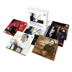 Murray Perahia Plays Bach-The Complete Recording - Perahia,Murray/Academy St Martin In The Fields