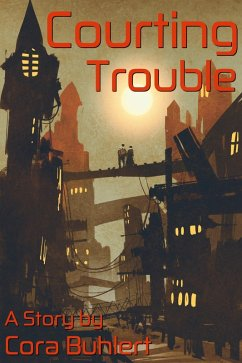 Courting Trouble (In Love and War, #5) (eBook, ePUB) - Buhlert, Cora