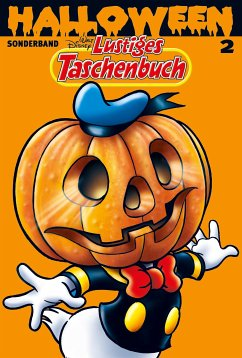 Lustiges Taschenbuch Halloween Bd.2 (eBook, ePUB) - Disney, Walt