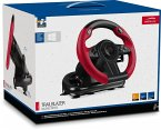 TRAILBLAZER Racing Wheel for PS4/Xbox One/PS3, Schwarz