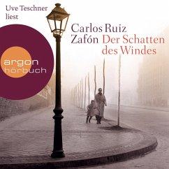 Der Schatten des Windes / Barcelona Bd.1 (MP3-Download) - Zafón, Carlos Ruiz