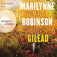 Gilead (Ungekürzte Lesung) (MP3-Download) - Robinson, Marilynne