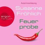 Feuerprobe (Autorinnenlesung) (MP3-Download)