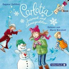 Internat und Schneegestöber / Carlotta (MP3-Download) - Hoßfeld, Dagmar