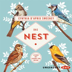 Das Nest (MP3-Download) - Sweeney, Cynthia D'Aprix