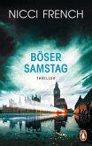 Böser Samstag / Frieda Klein Bd.6 (eBook, ePUB)