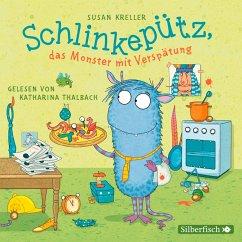Schlinkepütz, das Monster mit Verspätung (MP3-Download) - Kreller, Susan