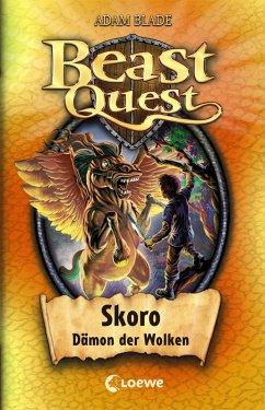 Skoro, Dämon der Wolken / Beast Quest Bd.14 (eBook, ePUB) - Blade, Adam
