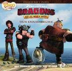 Dragons - Auf zu neuen Ufern - Thor Knochenbrecher, 1 Audio-CD