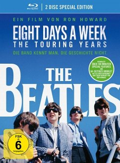 The Beatles: Eight Days a Week - The Touring Years Special 2-Disc Edition - Mccartney,Paul/Harrison,George