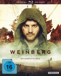 Weinberg - Im Nebel des Schweigens, die komplette Serie - Mücke,Friedrich/Landgrebe,Gudrun
