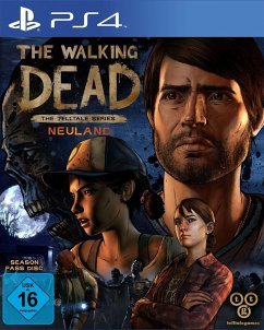 The Walking Dead Season 3 - Neuland (PlayStatio...