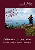 FAIRreisen statt verreisen (eBook, ePUB)