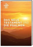 Das Neue Testament und die Psalmen (Einband Fotomotiv)