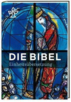 Katholisches Bibelwerk Die Bibel. Mit Bildern von Marc Chagall