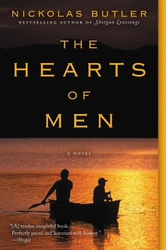 The Hearts of Men (eBook, ePUB) - Butler, Nickolas