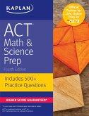 ACT Math & Science Prep (eBook, ePUB)
