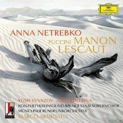 Manon Lescaut - Netrebko,Anna/Eyvazov/Pina/Armiliato/Mro/+