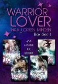 Warrior Lover Box Set 1 (eBook, ePUB)