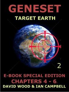 Geneset - Target Earth (Geneset - Target Earth Series, #2) (eBook, ePUB) - Campbell, Ian
