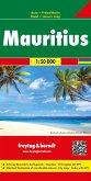 Freytag & Berndt Auto + Freizeitkarte Mauritius / Maurice / Maurizio / Mauricio