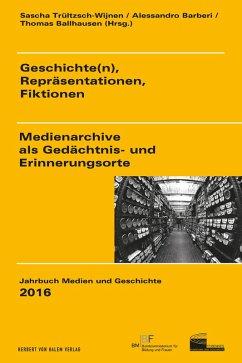 Geschichte(n), Repräsentationen, Fiktionen (eBook, PDF)